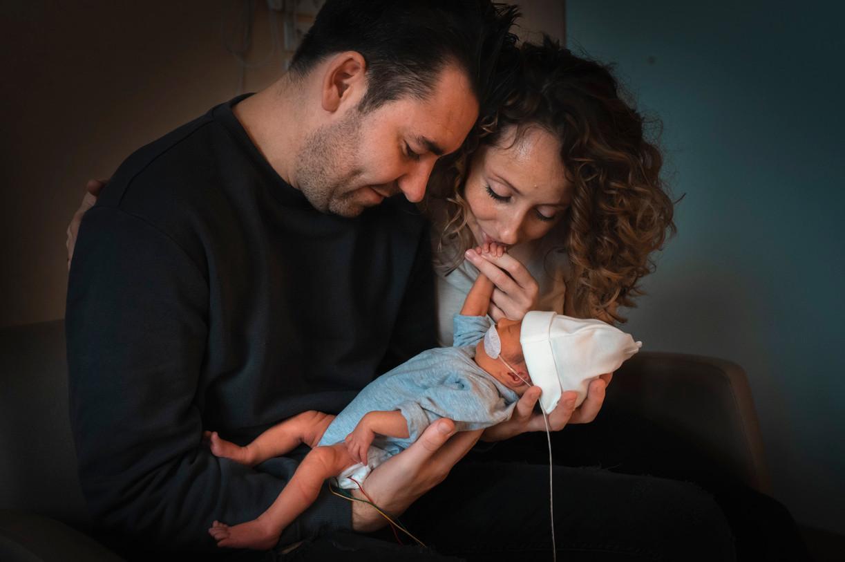Newborn fotograaf Einhoven