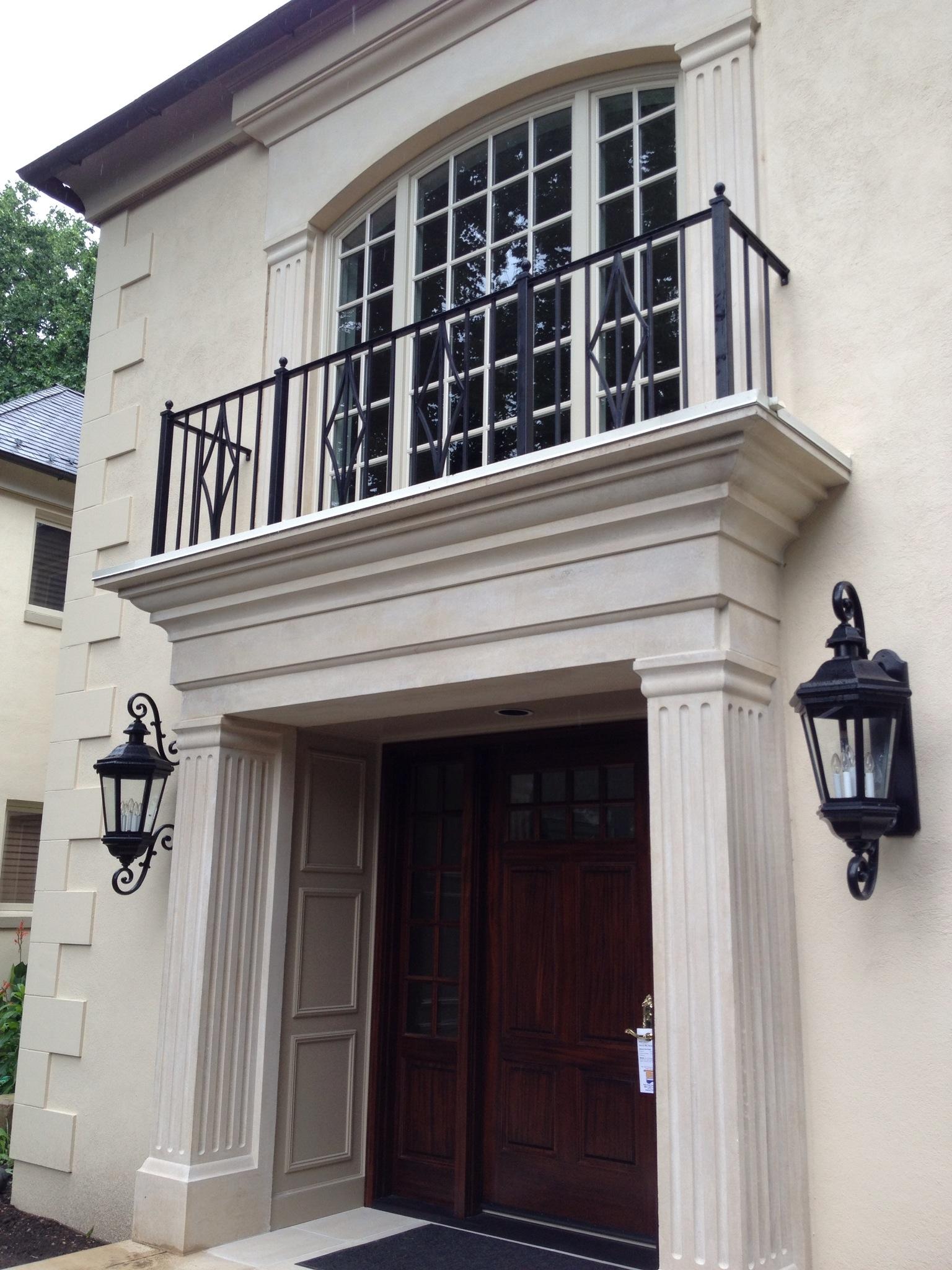 Balcony rail.JPG
