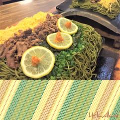 山口県瓦蕎麦