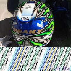 愛用ヘルメット