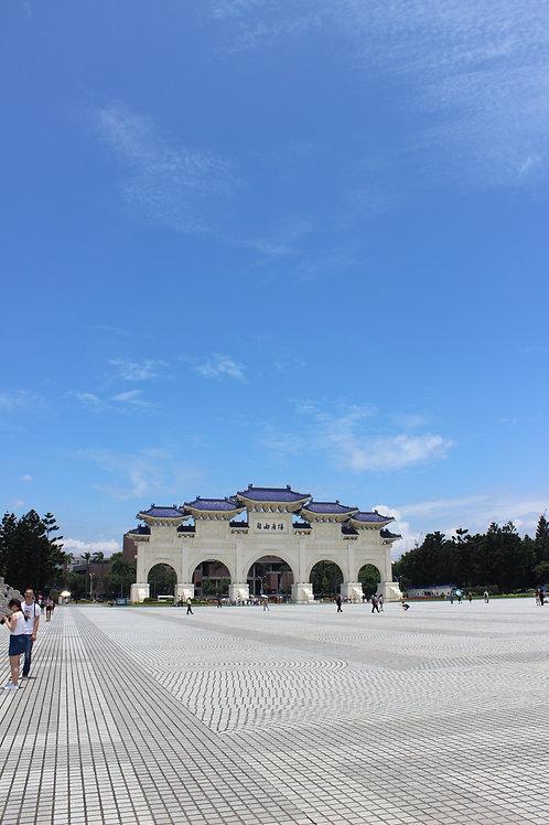 【フォト】自由門広場