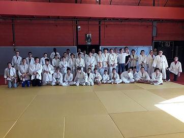 challenge et défi judo SA oyonnax 6 fev.