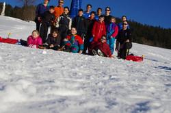 Séjour ITEP Varey à la neige