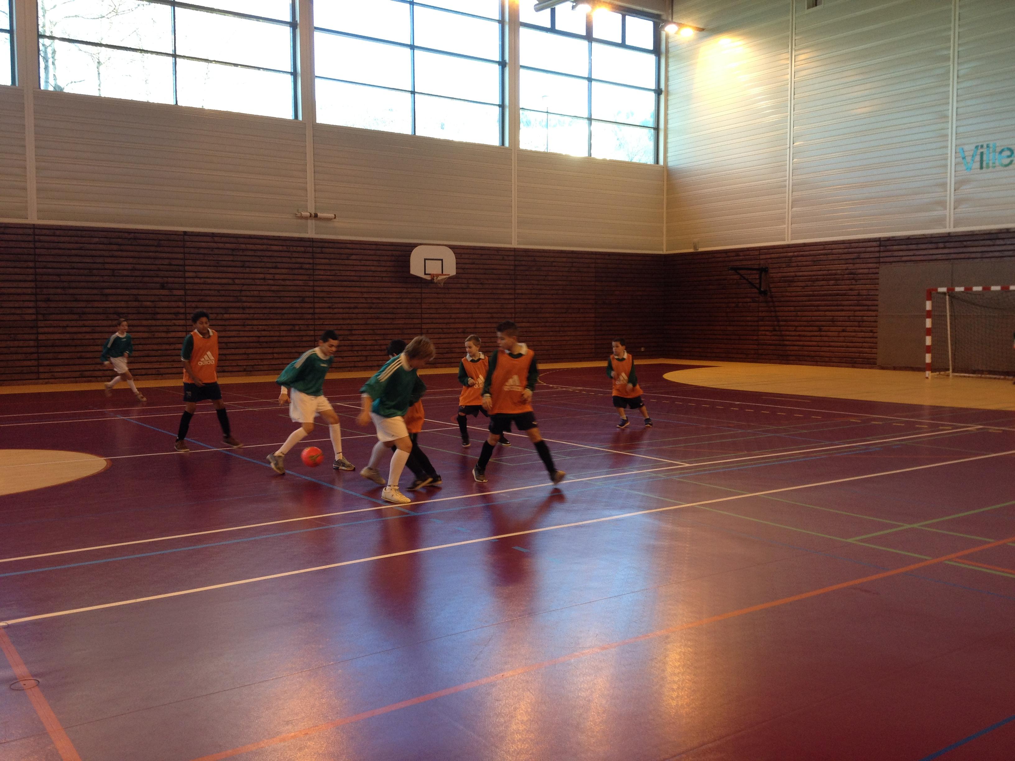 Futsal Arbent