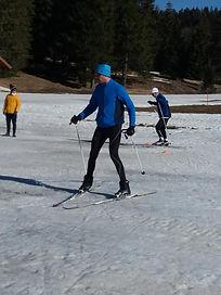 20 février challenge régional de ski de