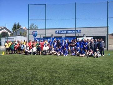 journée finale challenge foot pour tous