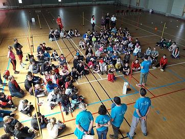 journée sport pour tous 13 mai montagnat