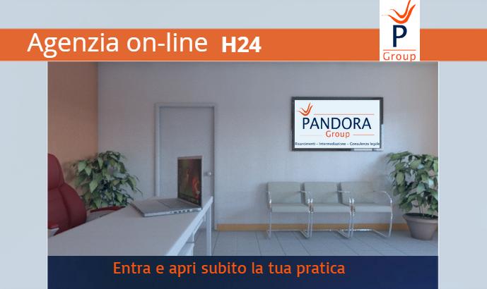 Pandora group risarcimento danni