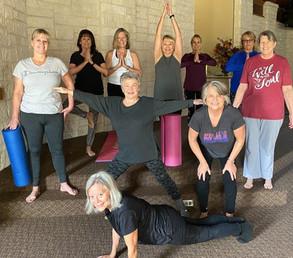 The Yoga Gang