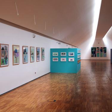 Ar livre, Fórum de Arte e Cultura de Espinho, 2017.