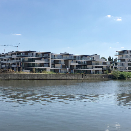 Barrage Waregem