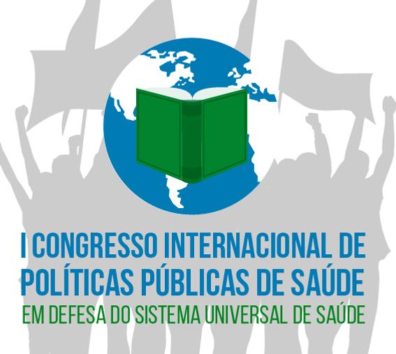 Resultado de imagem para I CONGRESSO INTERNACIONAL DE POLÍTICAS PÚBLICAS DE SAÚDE