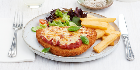 Vegetarian-Vegan-Chicken-Parmigiana-Reci