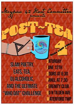 Poet Tea 4 6.12