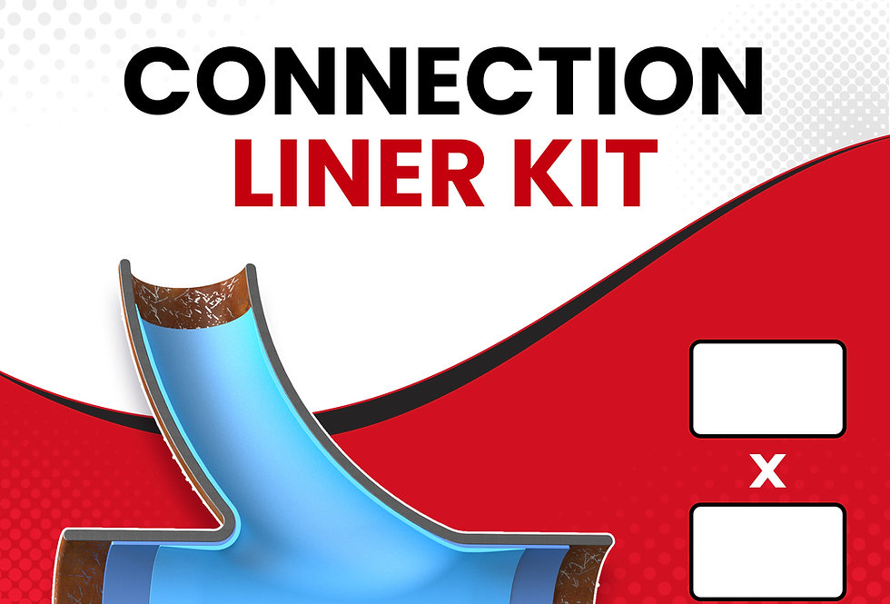 Connection Liner Kits (Winter Cure)