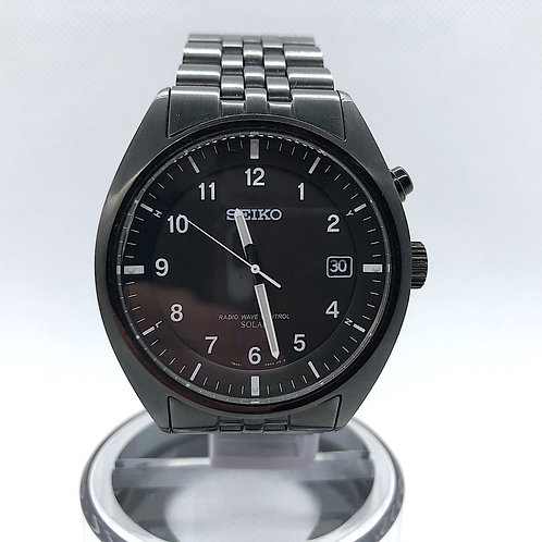 SEIKO SPIRIT POWER DESIGN PROJECT SOLAR RADIOWAVE CONTROL SBPM001