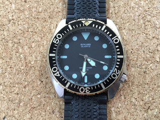 SUNLORD JAPANESE DIVER WATCH
