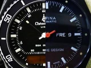 My Favorite VINTAGE SEIKO Chronos 8123-6140