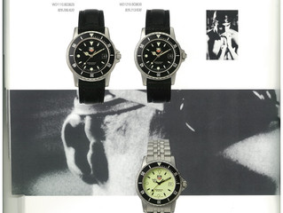 TAG HEUER proffesional 1500 series NIGHT DIVER 929.113G