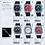 Thumbnail: SEIKO SUS S AQUAシリーズ レッドダイアル SCTF007 5M22-6C30