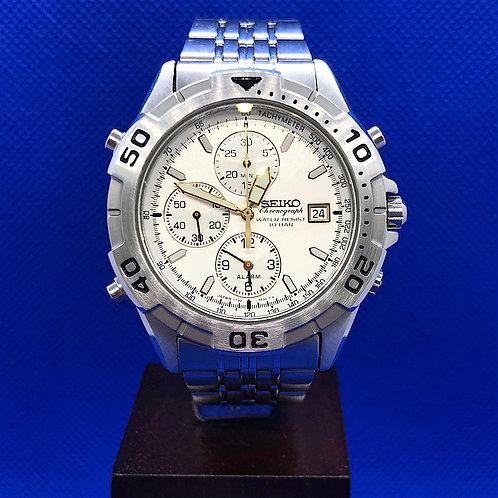 """SEIKO SPEEDMASTER """" chronograph  SBBP063  7T32-7G50"""