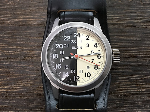 1990's Re-Issue ELGIN A-17A QUARTZ US.AirForce 50's MODEL