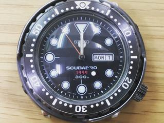 SUPERRARE SEIKO SCUBAPRO 7C46 limited 300pcs 1999