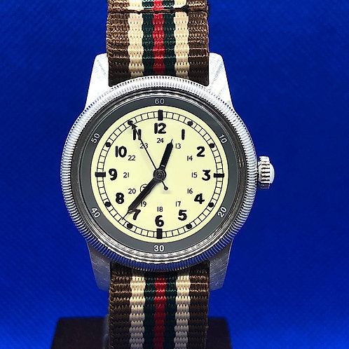J.S.D.PROPERTY TYPE-JSD-2L SMALL MILITARY WATCH