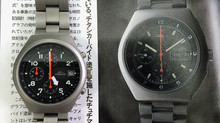 Mystery of ITRACO IT-001 CHRONOGRAPH MIL-W-2/14-97