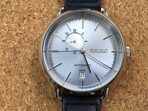 "SEIKO  ""Left eye"" SCVE011 SPIRIT SMART CHAMPANGE BLUE"