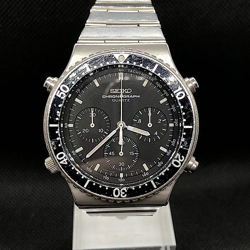 SEIKO QUARTZ CHRONOGRAPH SPEEDMASTER SAY028 7A28-7040