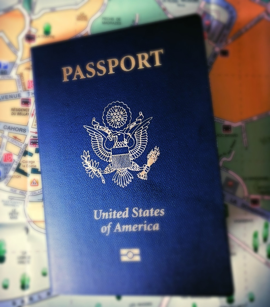 What to do if you misplace your passport (and visa!) two weeks before you travel (a short list and a