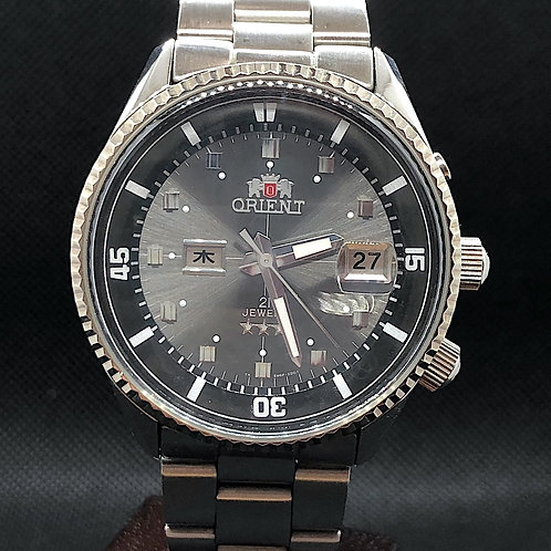 ORIENT 2006edition re-issue KING MASTER WZ0361EM GREY