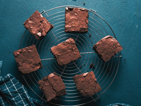 Best Fudgy Brownies - Homemade and Simply Irresistible.