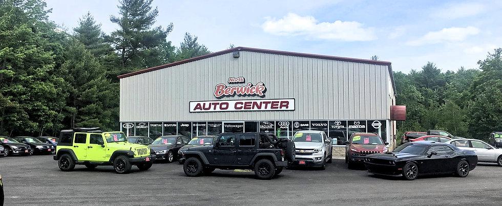 North Berwick Auto Center used cars in Maine