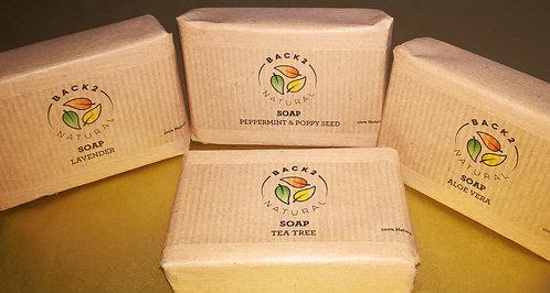 'Natural Soap Set' (RRP £9.96)
