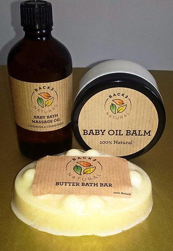 'Natural Baby' (RRP £11.27)