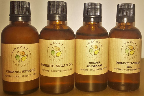 'Bodycare Oils' (RRP £22.46)