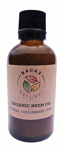 Organic Neem Oil - 50ml