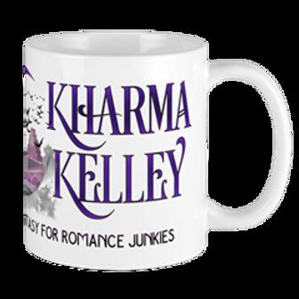 Kharma Kelley Official Logo Mug