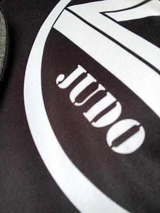 Judo T Shirt Adult Black
