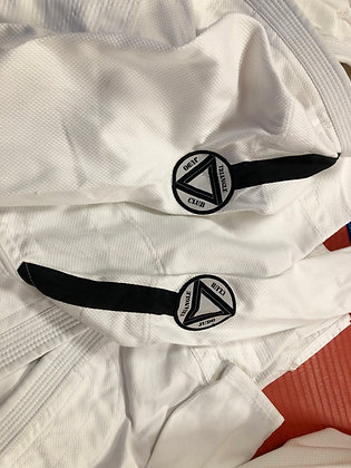 Judogi Junior White