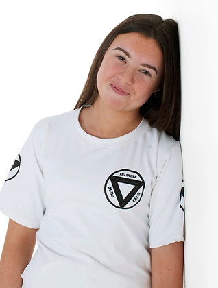 Judo T Shirt Girls White