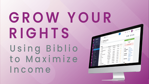 Grow Your Rights: Using Biblio to Maximize Income