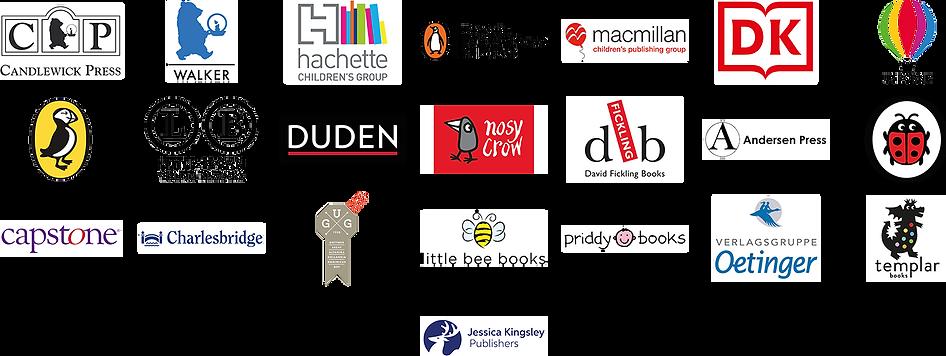 Wix Website Logo Slideshow - CHILDREN'S.