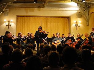 Simon Schembri with Moscow Soloists & Yuri Bashmet