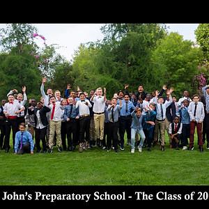 St John's & Chisipite Grade 7 Leavers Dance