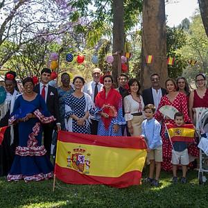 National Day of Spain October 2017 - Harare, Zimbabwe