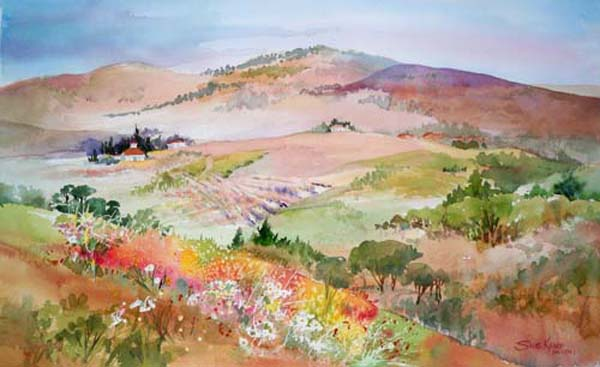 """Tuscan Tapestry"" ©"