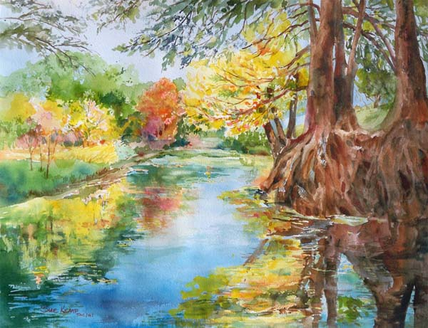 """""""Frio River"""" ©"""
